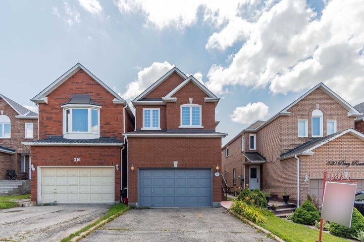 318 Perry Rd - Orangeville Detached for sale, 4 Bedrooms (W5327676)