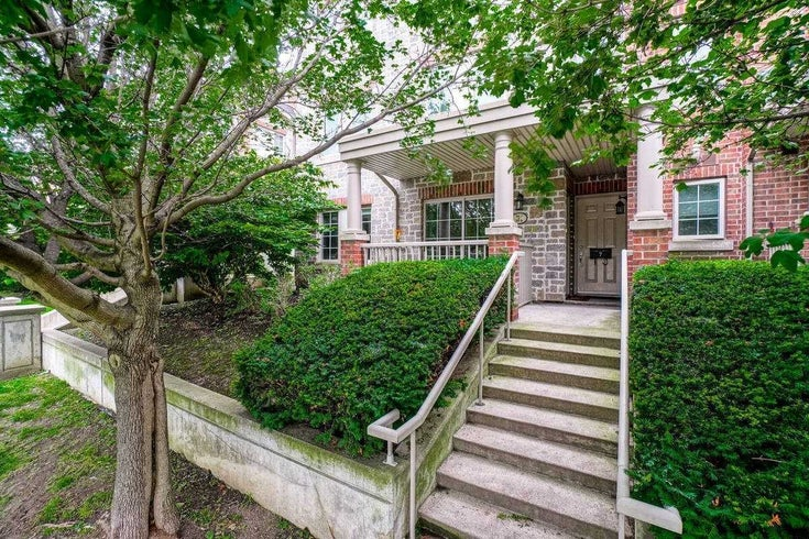 7 - 95 The Queensway - High Park-Swansea Condo Townhouse for sale, 3 Bedrooms (W5330639)