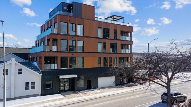 302 - 156 Randall St - Old Oakville Condo Apt for sale, 2 Bedrooms (W5331763)