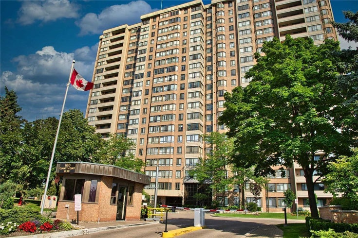 301 - 100 County Court Blvd - Fletcher's Creek South Condo Apt for sale, 2 Bedrooms (W5332892)