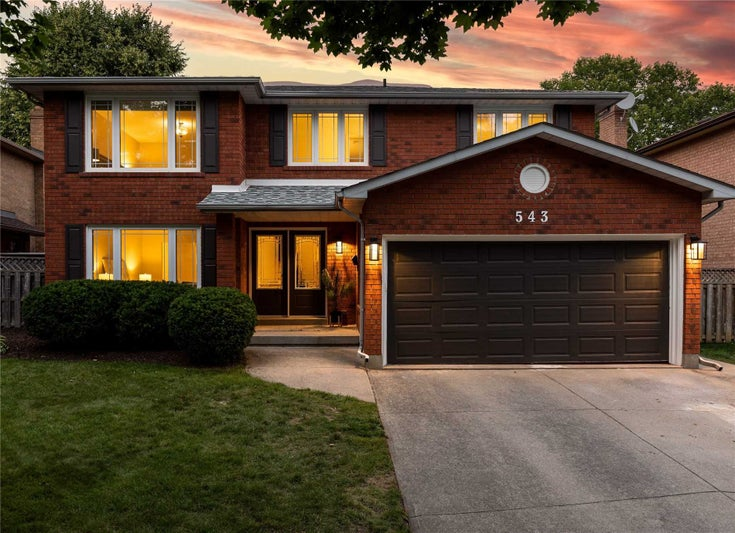 543 Harmony Ave - Roseland Detached for sale, 4 Bedrooms (W5347991)