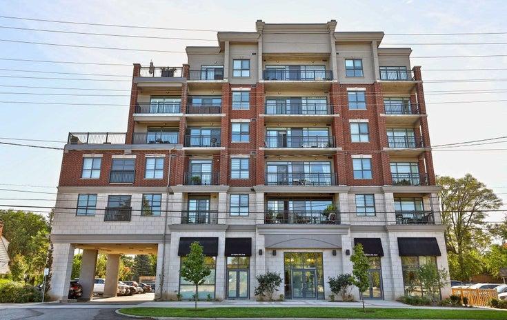 405 - 34 Plains Rd E - LaSalle Condo Apt for sale, 1 Bedroom (W5353124)
