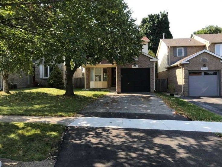2387 Cotswold Cres - Brant Hills Detached for sale, 3 Bedrooms (W5353877)