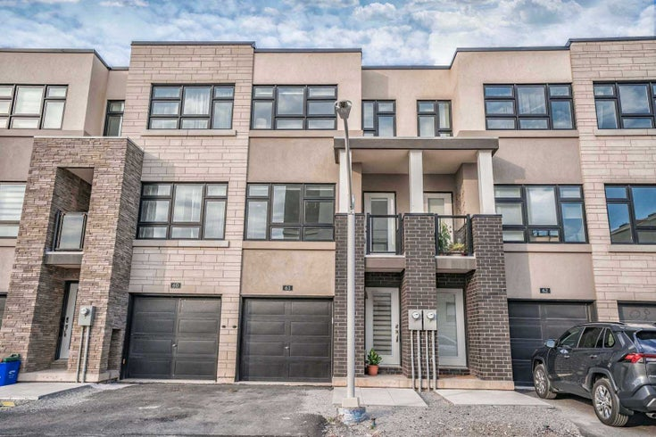 61 - 1121 Cooke Blvd - LaSalle Condo Townhouse for sale, 3 Bedrooms (W5357147)