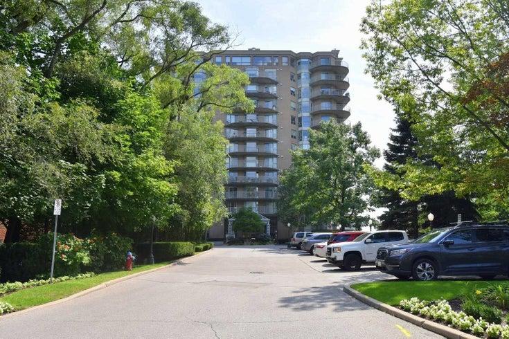 501 - 2190 Lakeshore Rd - Brant Condo Apt for sale, 2 Bedrooms (W5358096)