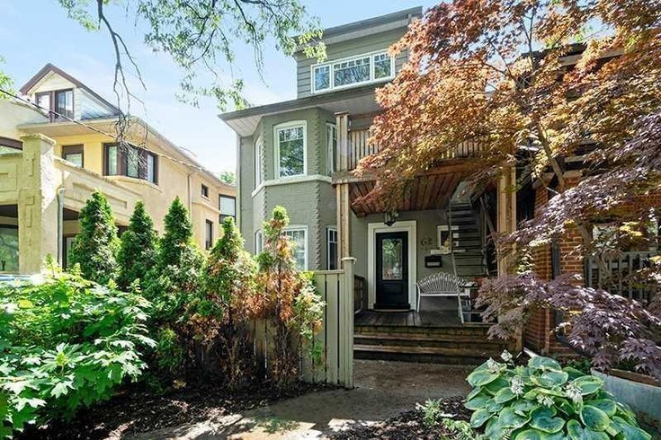 62 Gothic Ave - High Park North Detached for sale, 3 Bedrooms (W5361481)