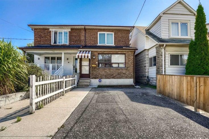 93 Northland Ave - Rockcliffe-Smythe Semi-Detached for sale, 3 Bedrooms (W5364379)