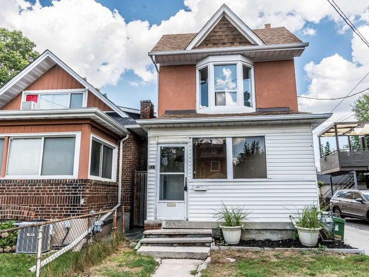 533 Beresford Ave - Runnymede-Bloor West Village Detached for sale, 3 Bedrooms (W5365586)