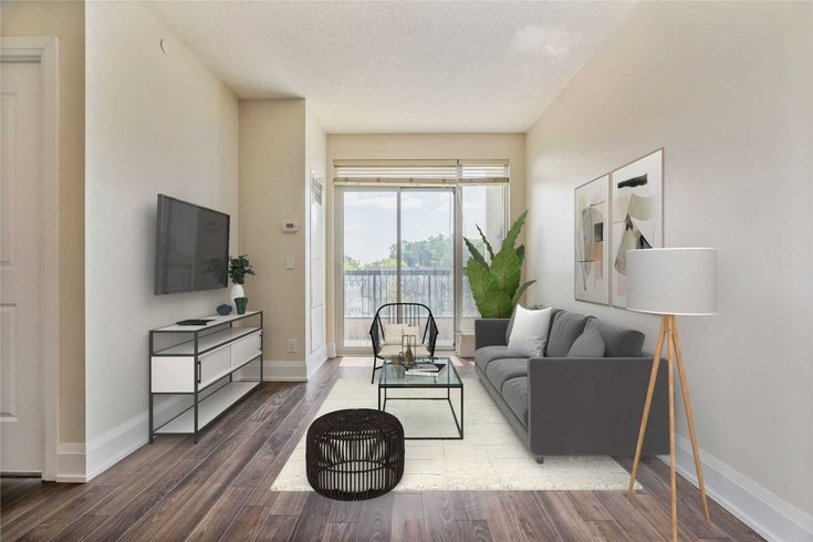 515 - 1 Old Mill Dr - High Park-Swansea Condo Apt for sale, 1 Bedroom (W5366030)