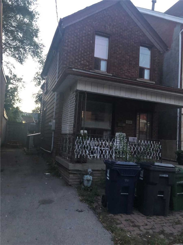 804 Dovercourt Rd - Dovercourt-Wallace Emerson-Junction Detached for sale, 4 Bedrooms (W5367025)
