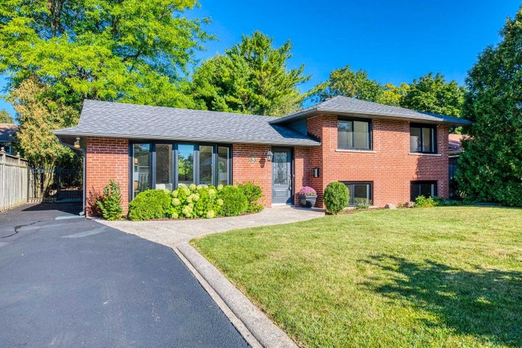 33 Sewell Dr - College Park Detached for sale, 3 Bedrooms (W5367884)