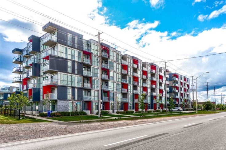 C322 - 5260 Dundas St - Orchard Condo Apt for sale, 3 Bedrooms (W5367913)