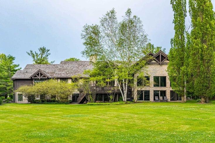 2275 8 Side Rd - Rural Burlington Detached for sale, 5 Bedrooms (W5368277)