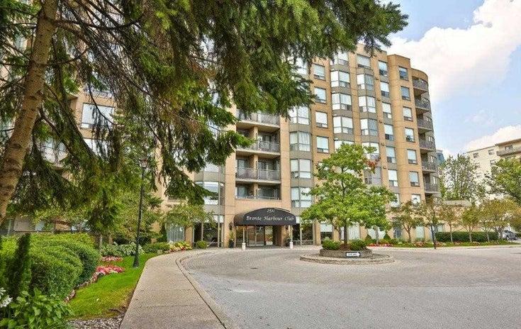 103 - 2511 Lakeshore Rd W - Bronte West Condo Apt for sale, 1 Bedroom (W5368319)