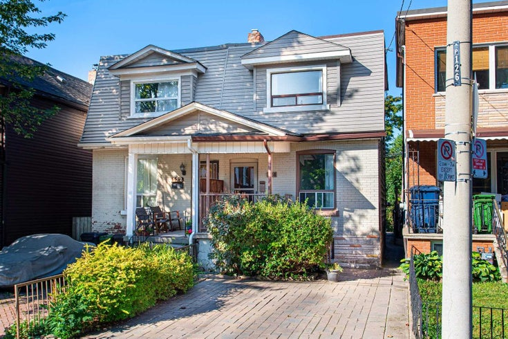 124 Westmoreland Ave - Dovercourt-Wallace Emerson-Junction Semi-Detached for sale, 3 Bedrooms (W5368368)