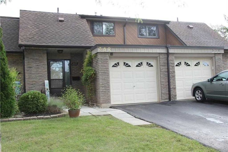 552 Pinedale Ave - Appleby Condo Townhouse for sale, 3 Bedrooms (W5369077)