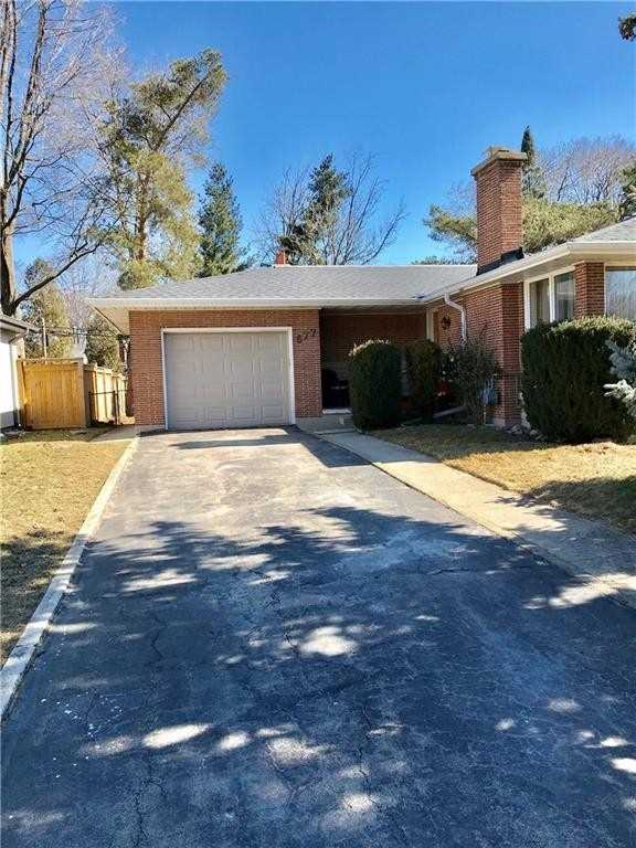677 George St - Brant Detached for sale, 3 Bedrooms (W5369463)