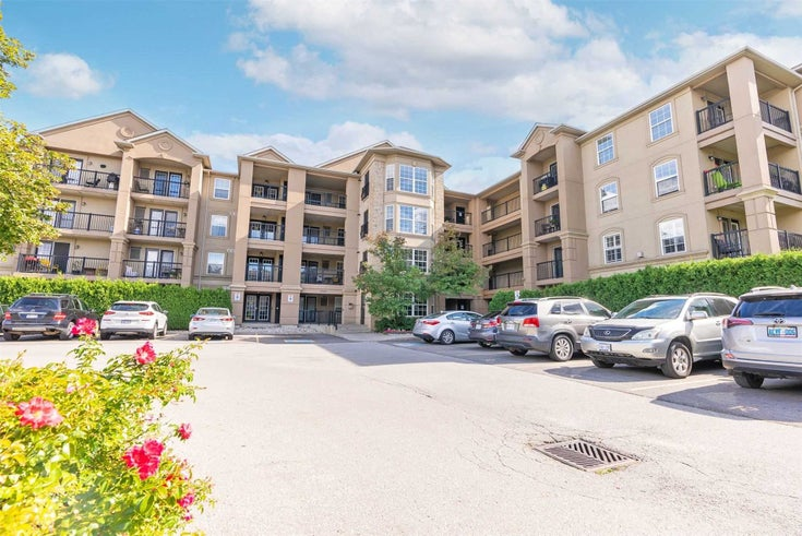 414 - 2045 Appleby Line - Orchard Condo Apt for sale, 2 Bedrooms (W5369565)