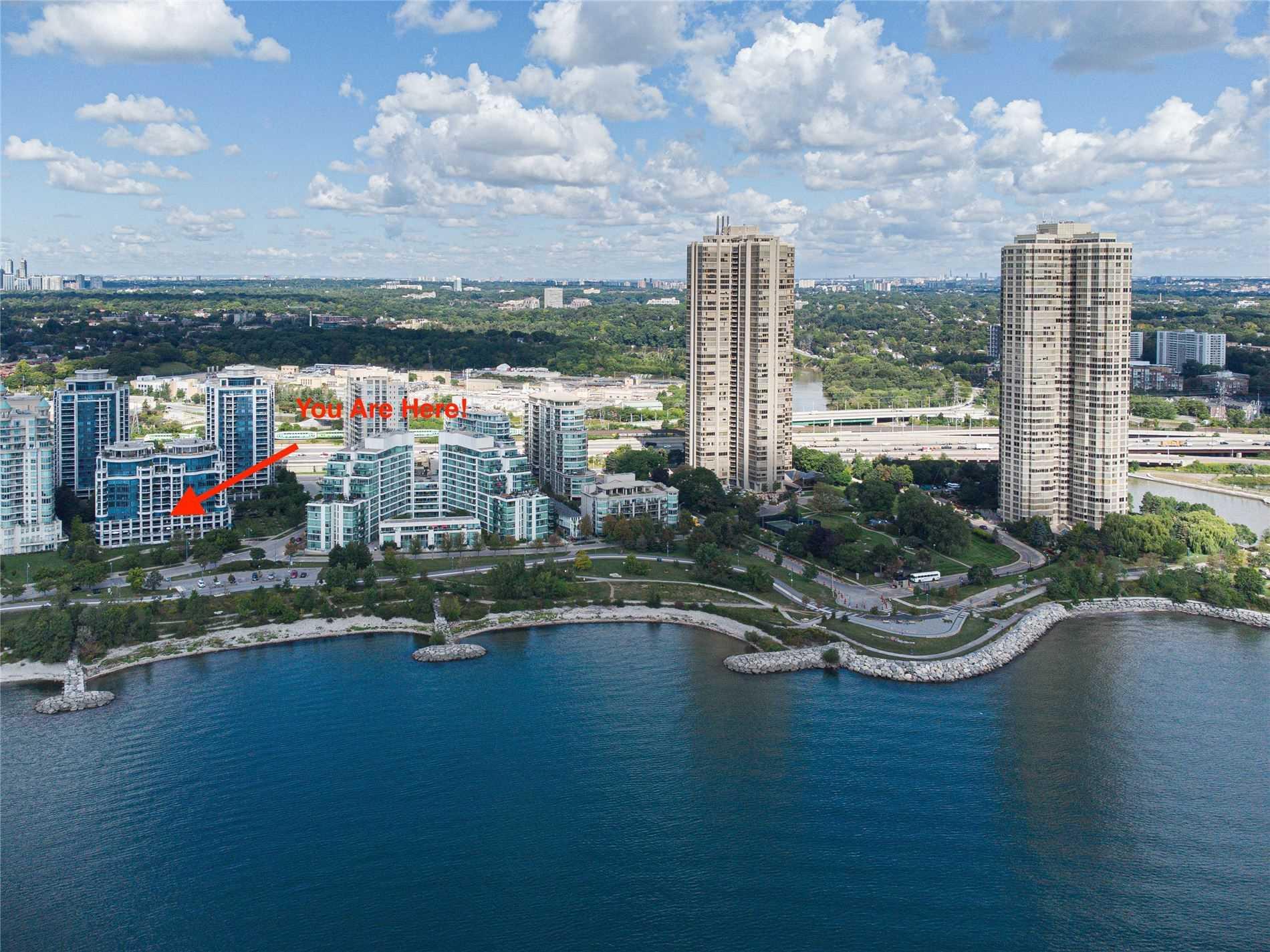 317 - 2095 Lake Shore Blvd W - Mimico Condo Apt for sale, 2 Bedrooms (W5369727) - #36