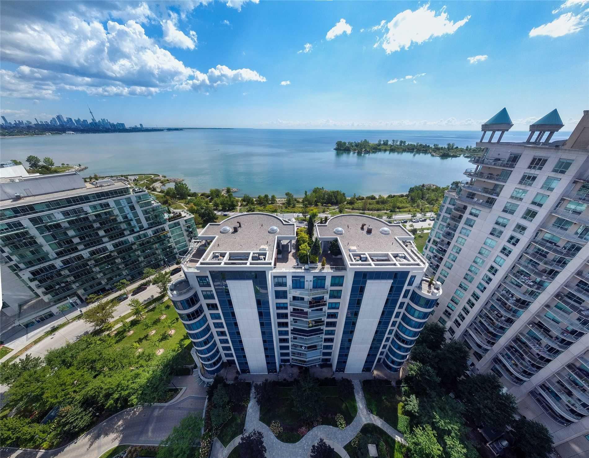 317 - 2095 Lake Shore Blvd W - Mimico Condo Apt for sale, 2 Bedrooms (W5369727) - #40