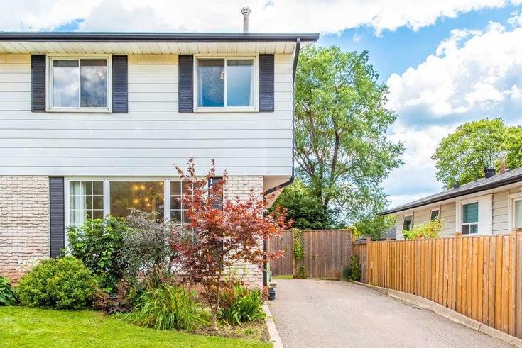 152 Mccraney St W - College Park Semi-Detached for sale, 3 Bedrooms (W5369868)