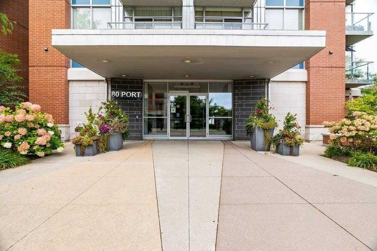 218 - 80 Port St E - Port Credit Condo Apt for sale, 2 Bedrooms (W5371615)