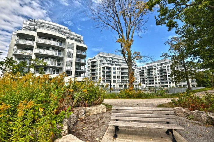 221 - 3500 Lakeshore Rd W - Bronte West Condo Apt for sale, 2 Bedrooms (W5372019)