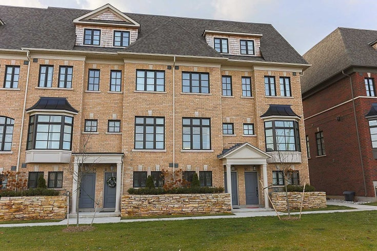 22 - 2172 Trafalgar Rd - River Oaks Att/Row/Twnhouse for sale, 3 Bedrooms (W5372124)