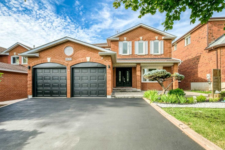 1266 Winterbourne Dr - Clearview Detached for sale, 4 Bedrooms (W5372441)