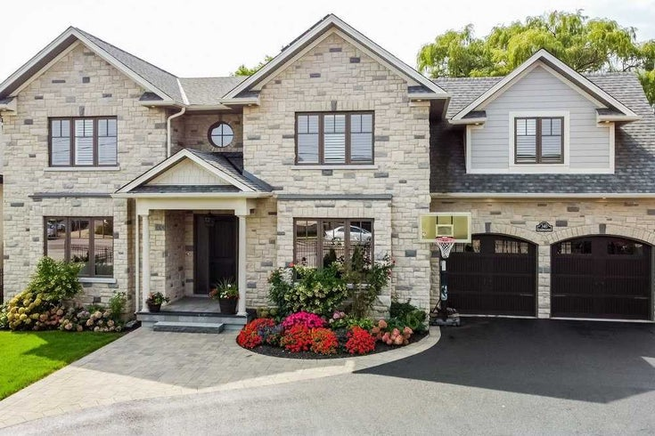 340 Third Line - Bronte West Detached for sale, 5 Bedrooms (W5372459)