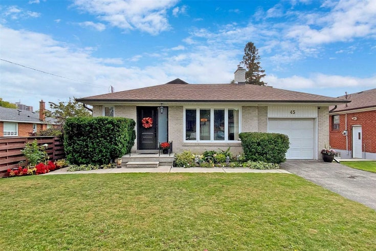 45 Mooreshead Dr - Markland Wood Detached for sale, 3 Bedrooms (W5372473)