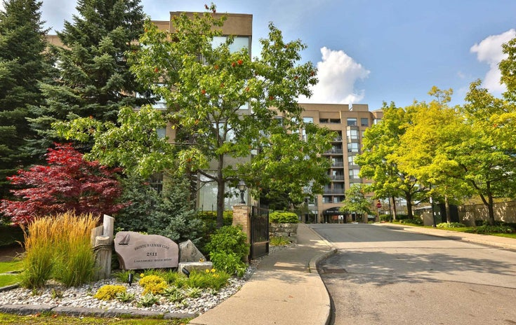 205 - 2511 Lakeshore Rd W - Bronte West Condo Apt for sale, 2 Bedrooms (W5372544)