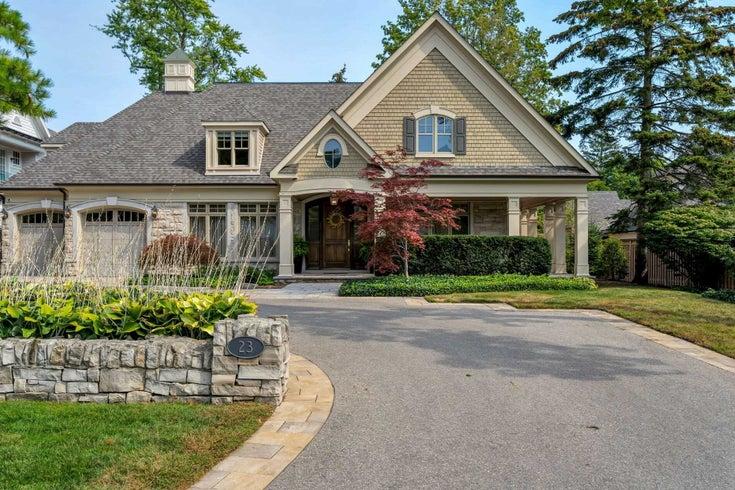 23 Park Ave - Old Oakville Detached for sale, 3 Bedrooms (W5372555)