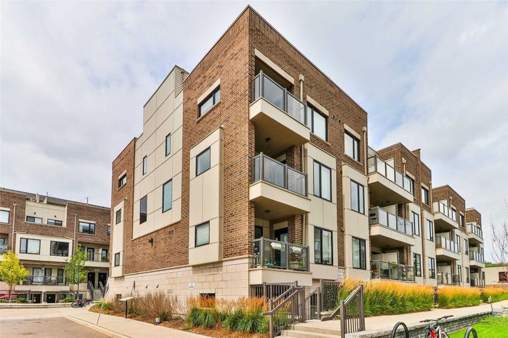 301 - 6 Drummond St - Mimico Condo Townhouse for sale, 1 Bedroom (W5372567)