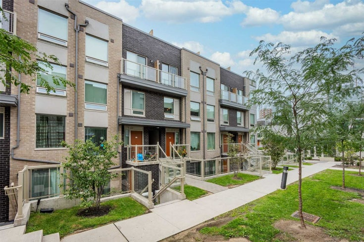 #226 - 7 Applewood Lane - Etobicoke West Mall Condo Townhouse for sale, 2 Bedrooms (W5372638)