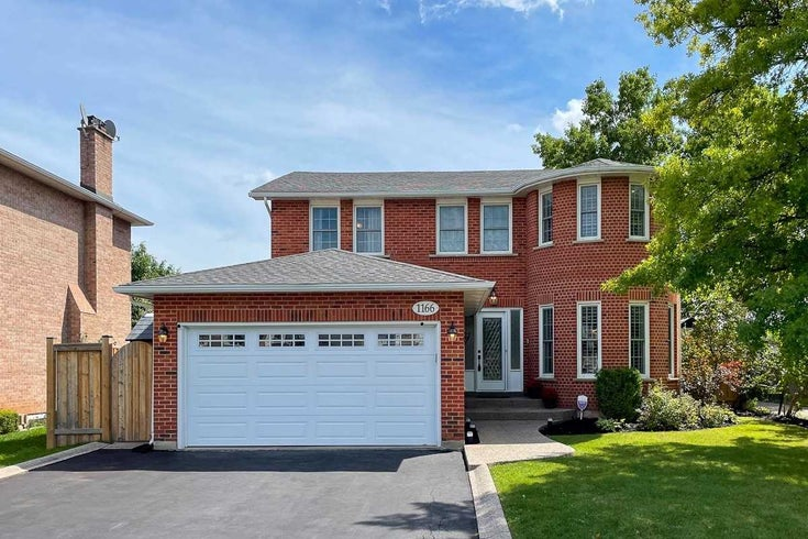 1166 Priory Crt - Glen Abbey Detached for sale, 3 Bedrooms (W5372719)