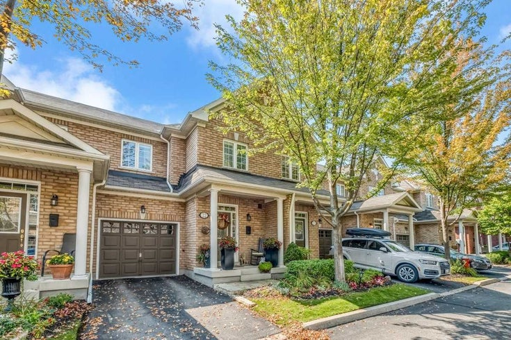 22 - 2410 Woodward Ave - Brant Condo Townhouse for sale, 3 Bedrooms (W5373141)