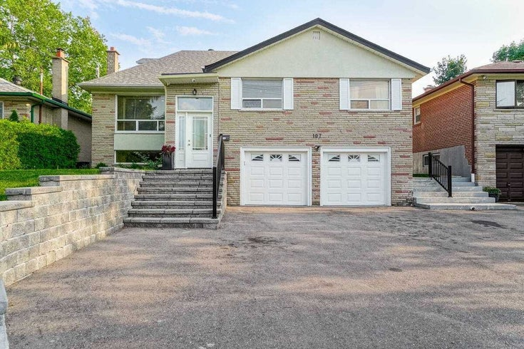 107 West Humber Blvd - West Humber-Clairville Detached for sale, 3 Bedrooms (W5373505)
