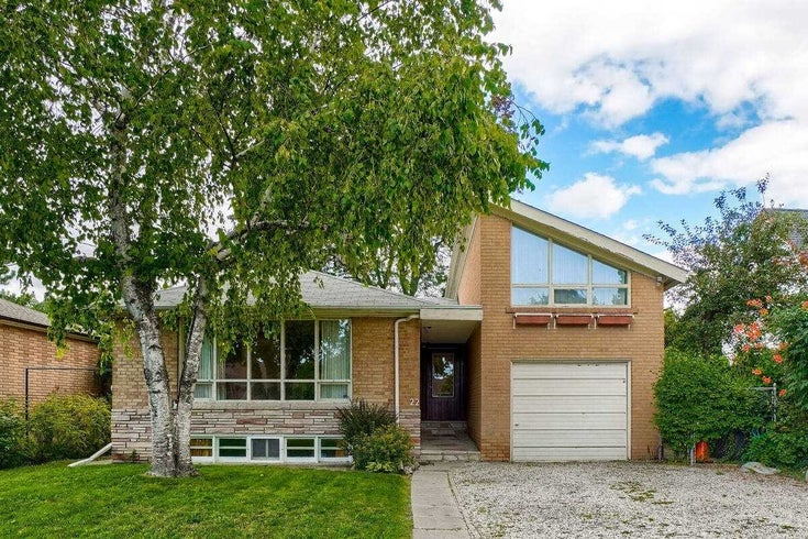 22 Bradshaw Ave - Thistletown-Beaumonde Heights Detached for sale, 3 Bedrooms (W5373804)