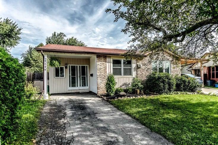 2323 Middlesmoor Cres - Brant Hills Semi-Detached for sale, 3 Bedrooms (W5373856)