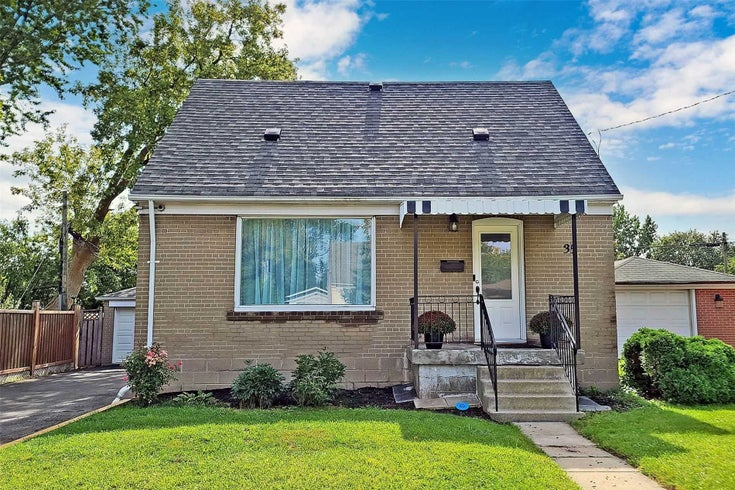 35 Chilcot Ave - Elms-Old Rexdale Detached for sale, 3 Bedrooms (W5373942)