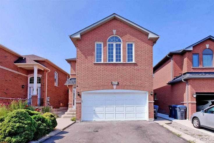 601 Claymeadow Ave - Cooksville Detached for sale, 4 Bedrooms (W5373983)