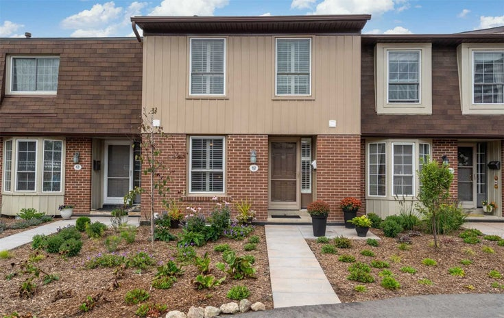 62 - 3029 Glencrest Rd - Roseland Condo Townhouse for sale, 3 Bedrooms (W5374016)