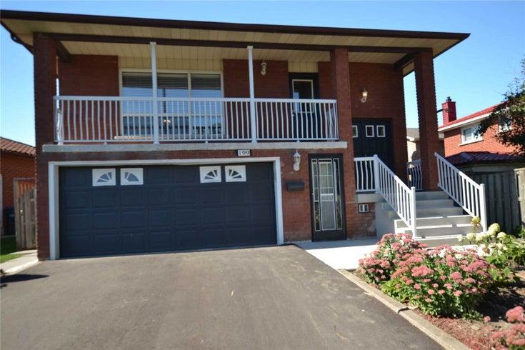 199 Paisley Blvd W - Cooksville Detached for sale, 3 Bedrooms (W5374123)