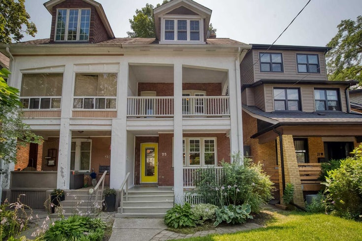 25 Rowland St - High Park North Semi-Detached for sale, 5 Bedrooms (W5374129)