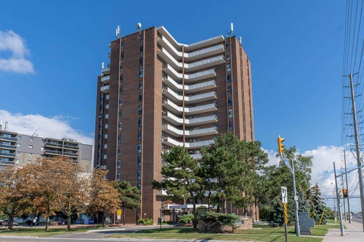 1607 - 3025 Queen Frederica Dr - Applewood Condo Apt for sale, 3 Bedrooms (W5374174)