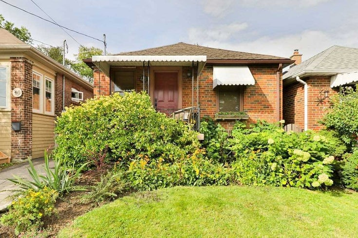 48 Thirteenth St - New Toronto Detached for sale, 2 Bedrooms (W5374218)