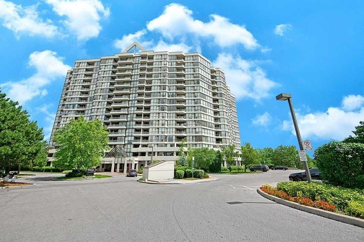 603 - 1 Rowntree Rd - Mount Olive-Silverstone-Jamestown Condo Apt for sale, 2 Bedrooms (W5374348)