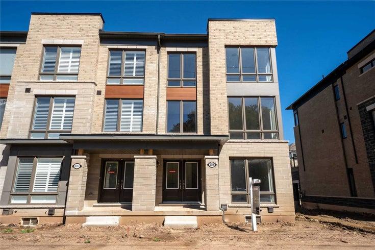 2519 Littlefield Cres - Glen Abbey Att/Row/Twnhouse for sale, 3 Bedrooms (W5374389)