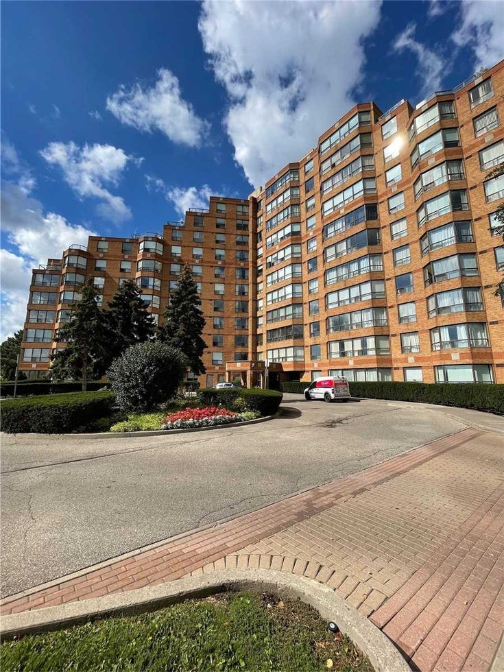 514 - 6 Humberline Dr - West Humber-Clairville Condo Apt for sale, 2 Bedrooms (W5374523)